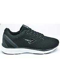 Gola Equinox Black Mens Fitness Sneakers