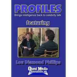 PROFILES Featuring Lou Diamond Phillips