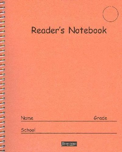 Reader's Notebook: Salmon 5 Pack (F&P Professional...