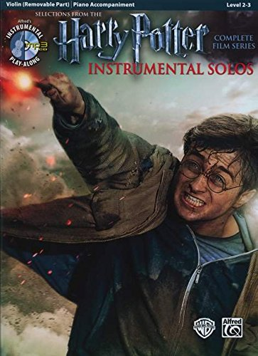 Harry Potter Instrumental Solos for Strings (Instrumental Solo Series)