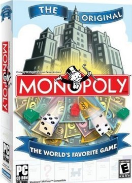 MONOPOLY 3D 2008 Updated Version