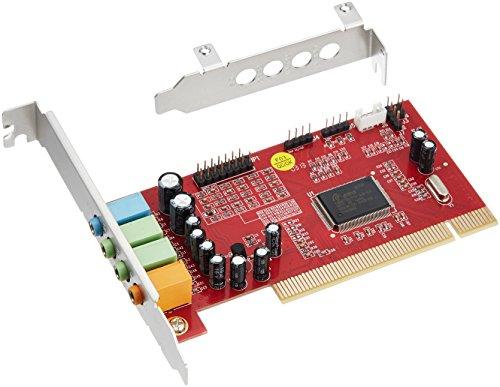 玄人志向 サウンドボード 5.1ch出力 PCI LowProfile対応 ステレオミックス機能対応 CMI8738-6CHLPE