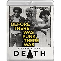 A Band Called Death (+ Digital Copy) [Blu-ray]