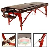 Master Massage Monroe LX Portable Massage Table Package, 30 Inch