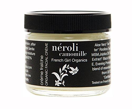 French Girl Organics - Neroli Crème Fraîche Facial Moisturizer (2 Oz)