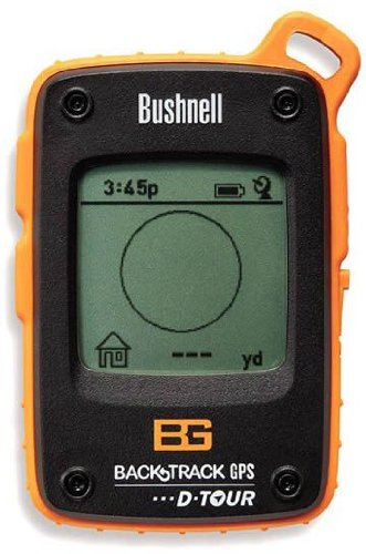 Bushnell Backtrack D-Tour Black Bear Grylls Editi