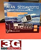 Midland Alan SESSANTOTTO CB Radio, Nero/Argento - Best Reviews Guide