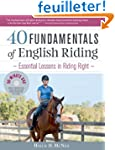 40 Fundamentals of English Riding: Es...