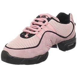 Bloch Dance Boost Mesh Sneaker (Toddler/Little Kid),Pink,11.5 M US Little Kid