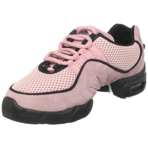 Bloch Dance Boost Mesh Sneaker (Toddler/Little Kid),Pink,1 M US Little Kid (Bloch Split Sole Sneaker compare prices)