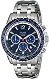 Pulsar Men's PT3579 Analog Display Japanese Quartz Silver Watch