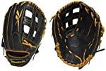 Reebok VRPNT1275 VR6000 PNT Ballglove Series 12 3/4 inch Outfielder Baseball Glove (Left Handed Thrower)