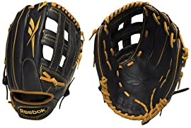 Reebok VRPNT1275 VR6000 PNT Ballglove Series 12 3/4 inch Outfielder Baseball Glove (Right Handed Thrower)