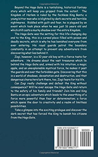 Beyond the Hago Gate: The Adventures of Zogi