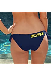 Michigan Wolverines Bikini Bottom
