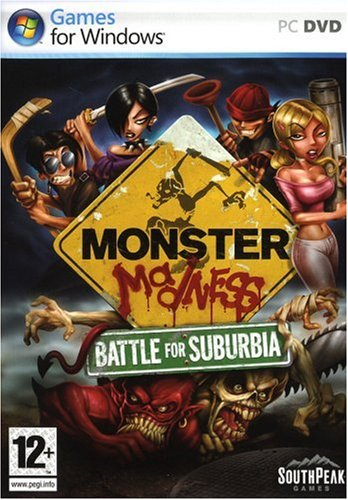 Monster Madness - French