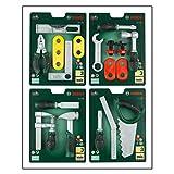 Bosch - Blíster con herramientas (Theo Klein 8007)