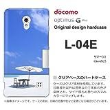 docomo Optimus G Pro L-04E ケース Optimus G Pro L-04E カバー ケース・ジャケット【サマー(A)/l04e-M925】