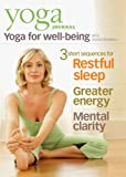 Yoga Journal: Yoga for Well Being [DVD] [Import]