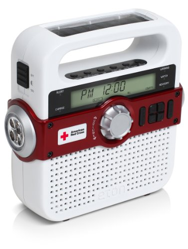 Eton ARCFR370WXR American Red Cross Solarlink