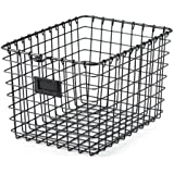 Spectrum Diversified 47876 Storage Basket, Small, Cool Gray