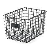Spectrum 47876 Storage Basket, Small, Cool Gray