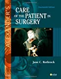 Alexanders Care of the Patient in Surgery, 14e