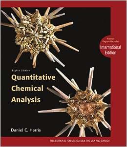 Quantitative analysis (chemistry)