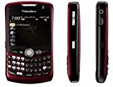 Blackberry Rim Curve 8330 Red Cell Phone Refurbished and 30 Day Seller's Warranty (Refurbished)