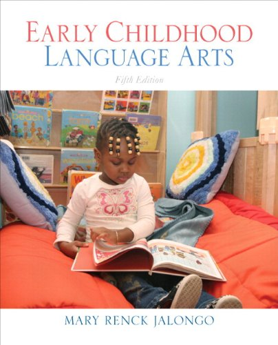 Early Childhood Language Arts (with MyEducationKit) (5th...