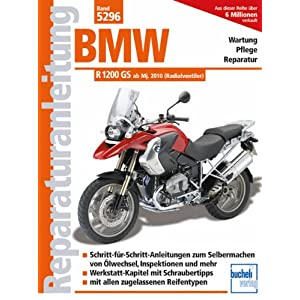 BMW R 1200 GS - ab Modelljahr 2010 Motorbuch Verlag