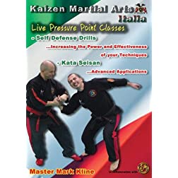 Mark Kline Pressure Point Live Classes