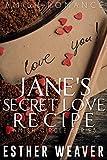 Jane's Secret Love Recipe (Amish Romance) (Amish Circle Series Book 3)