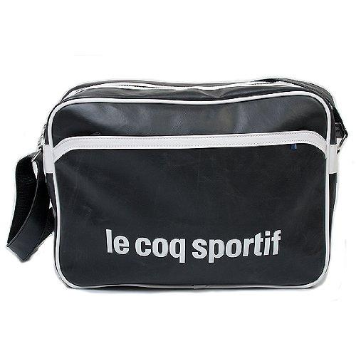 Le Coq Sportif , Zaino Casual  uomo Nero nero taglia unica