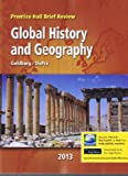 Global History and Geography 2013 (Prentice Hall Brief Review for the New York Regents Exam)