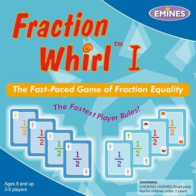 Emines - Whirl I Fraction Game - 1