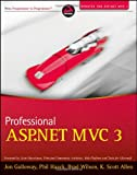 img - for Professional ASP.NET MVC 3 book / textbook / text book