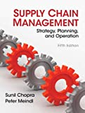 img - for Supply Chain Management (5th Edition) book / textbook / text book