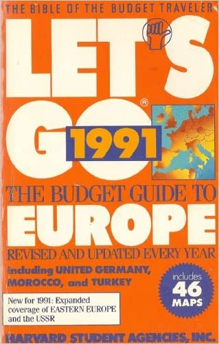 Let's Go: Europe 1991