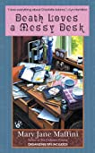 Death Loves a Messy Desk (Charlotte Adams Mystery, Book 3)