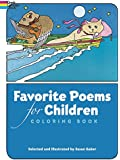 Favorite Poems for Children Coloring Book