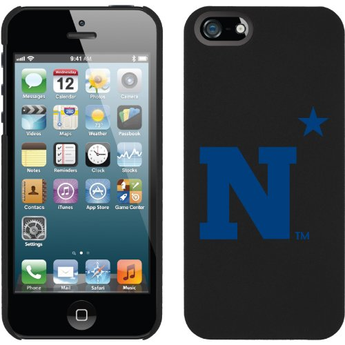 Best Price US Naval Academy - star design on a Black iPhone 5s / 5 Thinshield Snap-On Case by Coveroo