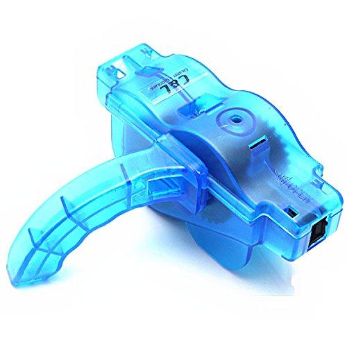 foxnovo-xlq01-portable-mountain-bike-road-bike-bicycle-chain-cleaner-bike-wash-tool-blue