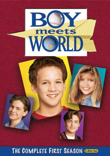 Boy Meets World: Season 1 [DVD] [Import]