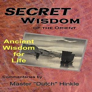 Secret Wisdom of the Orient Audiobook