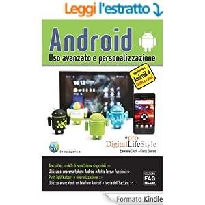Android - Uso avanzato e personalizzazione (Digital LifeStyle Pro)