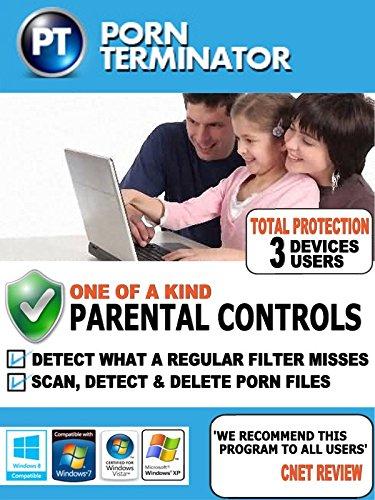 Porn Terminator Parental Control Software [Instant Download]