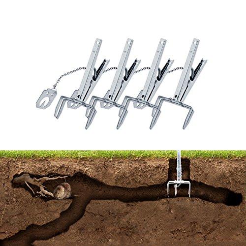 gardigo-morsetto-trappola-4-pezzi-non-arvicole-e-talpe-contro-argento