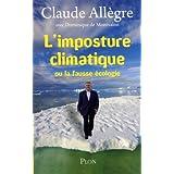 L'imposture climatiquepar Dominique MONTVALLON (DE)