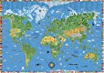 Illustrated Children's World Map (Wor...